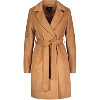 Johanne Coat Camel S Classic wool coat