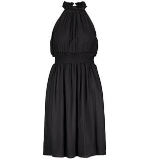 e956322a Marilyn Dress Short linen mix ruffle summerdress. 1 499,-. 20+. Margit Dress  Halterneck viscose dress